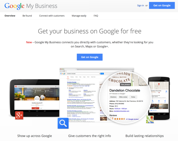 GoogleMyBusinessHomepage