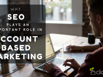 Why SEO Plays an Important Role in Account Based Marketing
