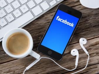 facebook & coffee