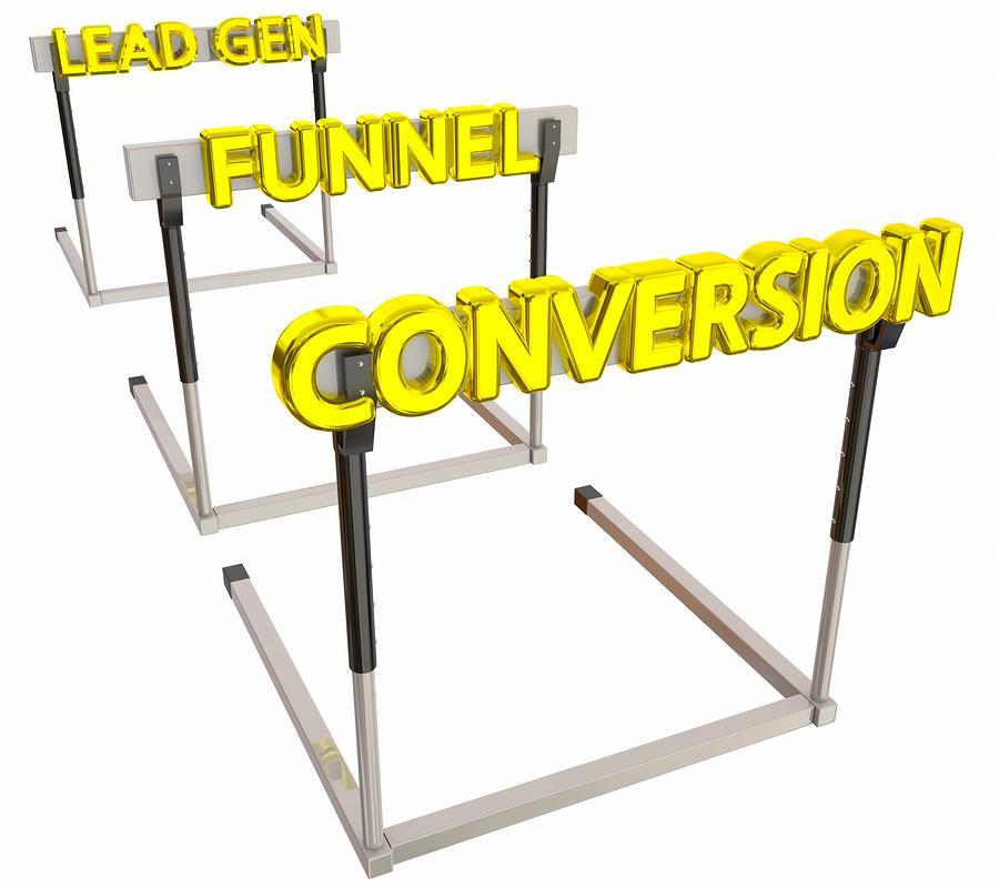 lead gen, funnel, conversion - lead quality