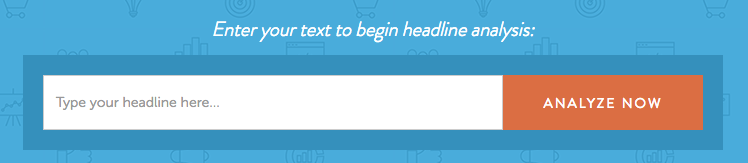 This headline analyzertool is offered by CoSchedule.