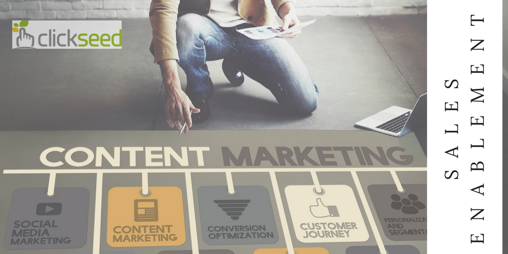 Sales Enablement for Content Marketing