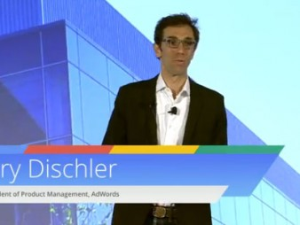 Jerry Dischler announces new Adwords features