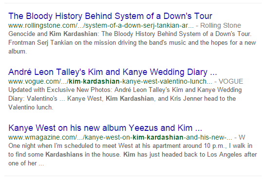 In-depth articles for Kim Kardashian (After)