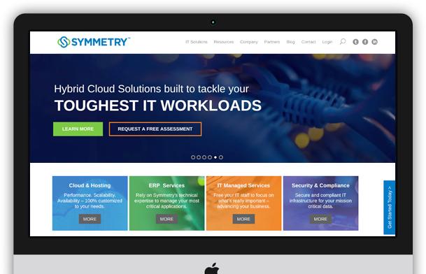 Symmetry Website